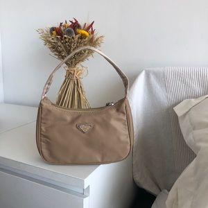 Prada Nylon Tessuto Bag